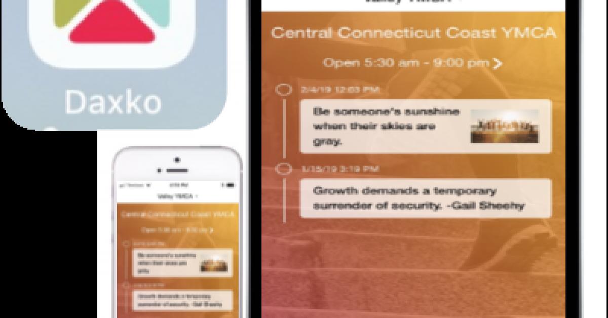 YMCA Mobile App